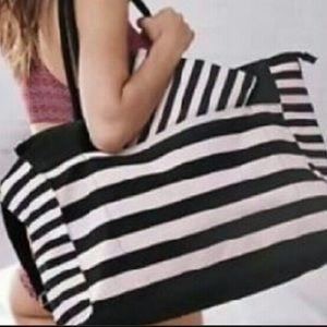 VICTORIAS SECRET travel tote weekender duffel bag